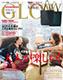 GLOW 12月号 10/28発売(宝島社)
